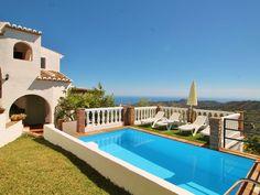 Huur een villa in Frigiliana, Costa del Sol - Malaga met 1 slaapkamer, vanaf €160 per night. Voor een complete vakantie - HomeAway