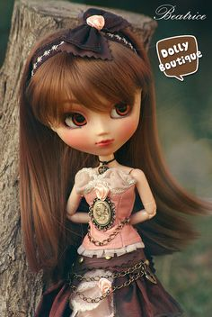 Introducing Beatrice ♥ by ^^Ayrin^^, via Flickr