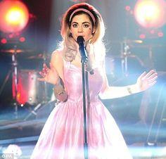 Marina and The Machine