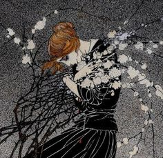 Kay Nielsen - ''The Story of a Mother'' [Spirit of the Ages Collection]