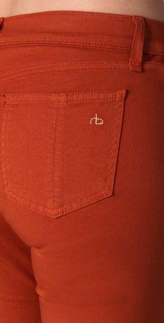 burnt orange jeans Burnt Orange Decor, Orange Jeans, Jeans Pants, Tweed, Brown Leather, Your Style, Dress Up, Ralph Lauren, Autumn