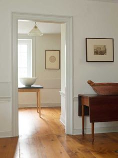 In this restored Shaker house, every angle is a painting