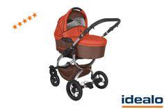 """Karolina o wózku Travel System Tutek Grander 3w1: """"Bezpieczny i funkcjonalny wózek dziecięcy"""". WIĘCEJ: http://www.idealo.pl/opinie/4267411/tutek-grander-3w1.html"""