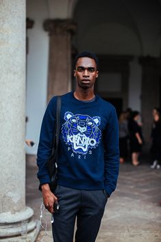 Menswear Week: Street looks at Milan Fashion Week 84