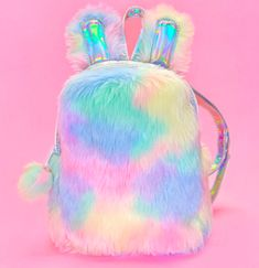 Shared by Mango. Find images and videos about fashion, cute and kawaii on We Heart It - the app to get lost in what you love. Cute Mini Backpacks, Stylish Backpacks, Girl Backpacks, Mode Pastel, Unicorn Room Decor, Mini Mochila, Unicorn Fashion, Diy Accessoires, Cute School Supplies