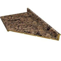 Valencia Spicewood Springs Laminate Countertop  Home Depot  Hope Alluring Home Depot Kitchen Countertops Inspiration