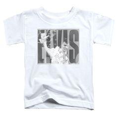 Elvis/Aloha Gray-White