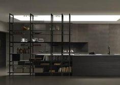 Blade | Modern Kerlite Kitchens Modulnova - Composition 1