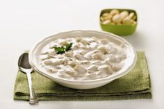 Corn Clam #Chowder recipe. The perfect warm and hearty comfort meal!