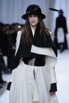 Ann Demeulemeester, Autumn/Winter 2013