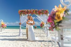 Riu Playacar - Wedding in Playa del Carmen Mexico - All Inclusive hotel - Destination Wedding