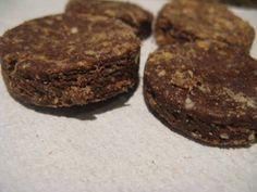 Ingredientes   1 taza de harina de trigo integral  1 taza de avena arrollada  ½ taza de harina de algarroba  1 cdita. de polvo pa...