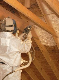 Read This Before You Finish Your Attic Foam Roofing