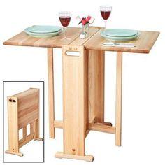 Catskill Craftsmen Fold Away Kitchen Table