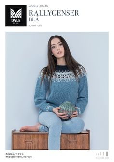 Crochet Pattern, Free Pattern, How To Start Knitting, Tunic Sweater, Sweater Weather, Drops Design, Hand Knitting, Tweed, Stitch