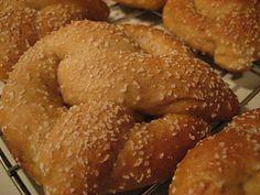 Low calorie soft pretzels. They're 1 WW point, but I have no idea what that means :)