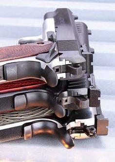 IPSC Classic Division - Klassische Einreiher - Kurzwaffen - all4shooters.com