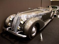 1938 Lancia Astura Serie IV Cabriolet...Brought to you by #House of #Insurance in #Eugene #Oregon call today for a #Quote and start #Saving on #Insurance tomorrow.