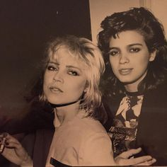 bitchtoss:  Remembering the beautiful #Gia photo of us at the#MuddClub NYC 1979. 36 years ago everything went so fast. You left a legacy, you have millions of fans, you left too soon, but that was God's plan? - from Sandy Linter's Facebook