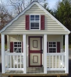 Wooden Playhouse Resource