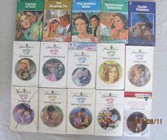 DAPHNE CLAIR – HARLEQUIN ROMANCE'S – LOT OF 15 PAPERBACK BOOKS – Combine Ship/