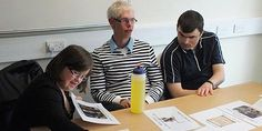 Parliamentary Outreach Service support for adults with intellectual disabilities to enable democratic participation Classroom Crafts, Learning Disabilities, Vote 2016, Education, Times, School, Schools, Girl Scout Crafts