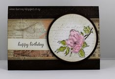 Birthday Dogwood by karrenj - Cards and Paper Crafts at Splitcoaststampers