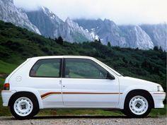 """mesmomeugenero: """" Peugeot 106 Rallye """""""
