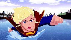 Supergirl from Superman: Unbound