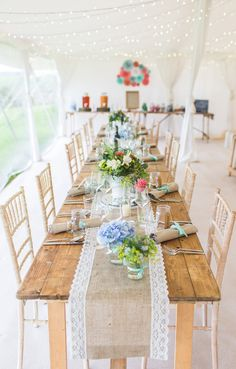 Rustic Marquee Reception - Lisa Carpenter - Honour By Alan Hannah For A Rustic Marquee Wedding At Axnoller Dorset With Bridesmaids In Mint Green Ted Baker Dresses And Groom In Paul Smith With Images By Lisa Carpenter Photography