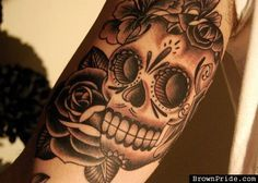 Day of the Dead Tattoo | best stuff