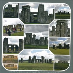 STONEHENGE by Anica - Lea France