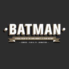 """The Mark of Batman"""" explores the Dark Knights various bat-shaped icons in print…"""