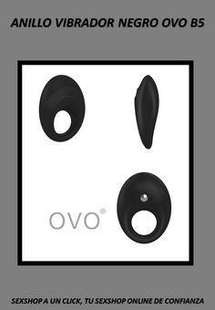 Anillo vibrador o cockring B5 negro diseñado para el placer en pareja.  -Se adapta a la mayoría de tamaños. -Resistente a salpicaduras. -Silencioso -15 Años de Garantia -Fabricado en Alemania -Silicona de alta calidad -100% seguro para el cuerpo, libre de phalatos -Ultra potente vibración -Pilas incluidas en el interior.  Sexshop a un Click, tu sexshop online de confianza.