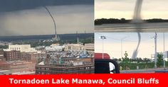 Tornado Cerca de Omaha en Lake Manawa, Council Bluffs Más detalles >> www.quetalomaha.com/?p=5469