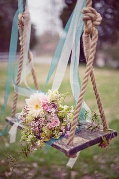 blooming swing