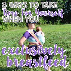 8 Ways to Take Time for Yourself as a #Breastfeeding mom http://dailymom.com/nurture/8-ways-to-take-time-for-yourself-when-you-exclusively-breastfeed/?utm_content=buffer2098e&utm_medium=social&utm_source=pinterest.com&utm_campaign=buffer