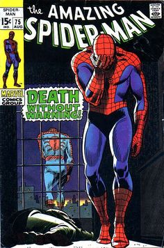 The Amazing Spider-Man (Vol. 1) 075 (1969/08)