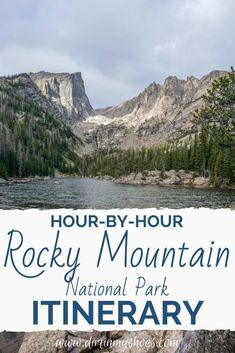 This trip itinerary to Rocky Mountain National Park will make sure your road trip is a fun adventure. You will experience the best things to do in Rocky Mountain, hiking the best hikes, and seeing the best sights. Happy trails! Happy Trails, Rocky Mountain National Park, Best Hikes, Amazing Adventures, Rocky Mountains, The Good Place, Things To Do, Road Trip, National Parks