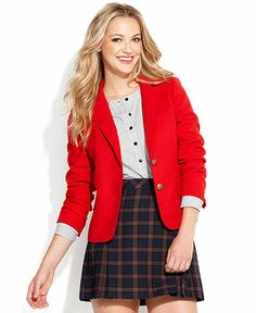 QMack Jacket, Long-Sleeve Blazer - Blazers - Women - Macy's