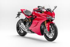 La nueva Ducati Super Sport presentado en Intermot