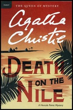 Murder on the orient express hercule poirot series book 10 death on the nile fandeluxe Choice Image