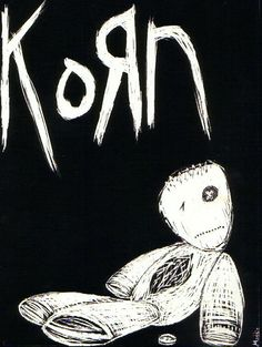 Korn, Emo Bands, Music Bands, Rock Bands, Heavy Metal Art, Nu Metal, Rock Band Posters, Grafiti, Music Mood