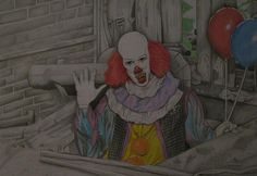 Pennywise by KnuddelZombie