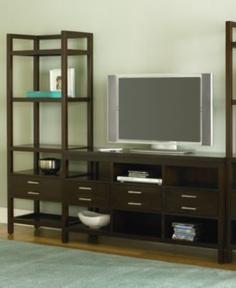 Hampton Bay Entertainment Collection Media Centers Storage Furniture Macy S