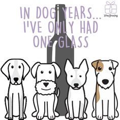 Yes haha! http://info.winegreeting.com/blog/funny-personalized-wine-quotes
