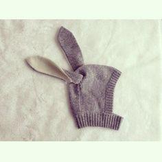 Bunny Ears Beanie