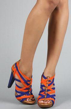 Broncos Heels