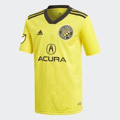 bac81d7ac Columbus Crew SC Home Jersey. Columbus CrewYellow AdidasAdidas ...
