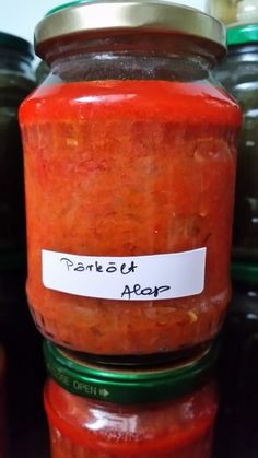 Salty Foods, Hungarian Recipes, Ketchup, Food Storage, Healthy Living, Goodies, Cooking Recipes, Tasty, Homemade